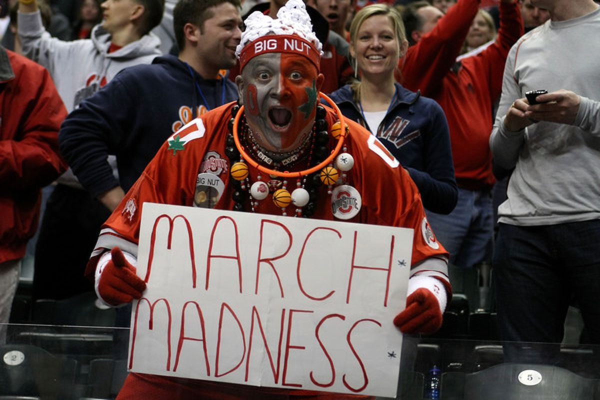 It's March, baby! (Photo by Chris Chambers/Getty Images)