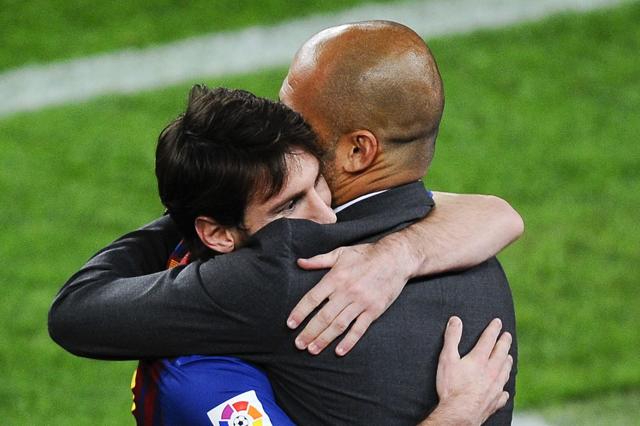 Messi is a ?fierce animal who hates losing,? says Pep
