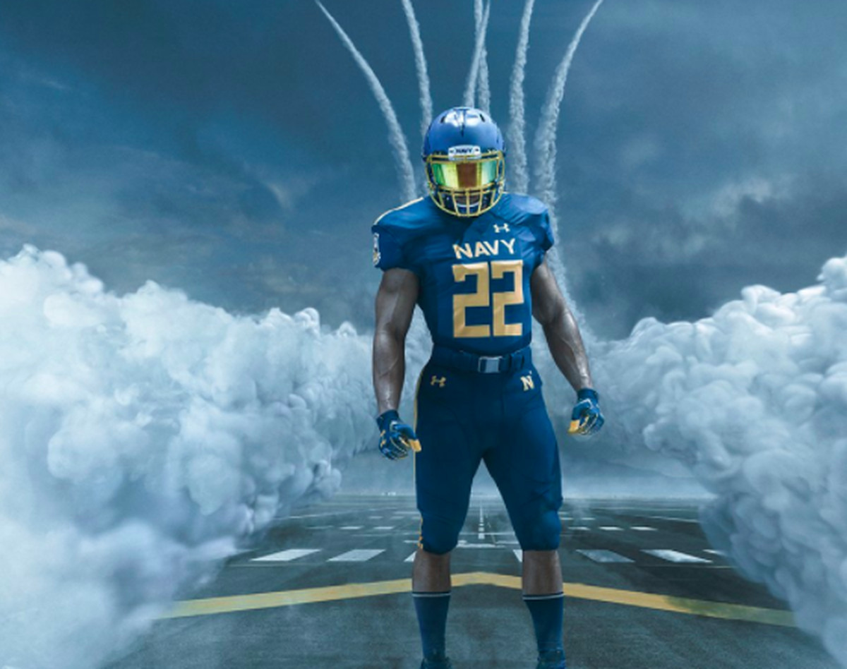 Army Navy Game 2017 Uniforms >> Army vs. Navy: Black Knights white uniforms honor WWII's 'Pando Commandos' - SBNation.com