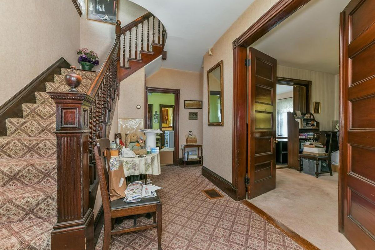 Dorchester colonial with fixer-upper potential on sale for under ...
