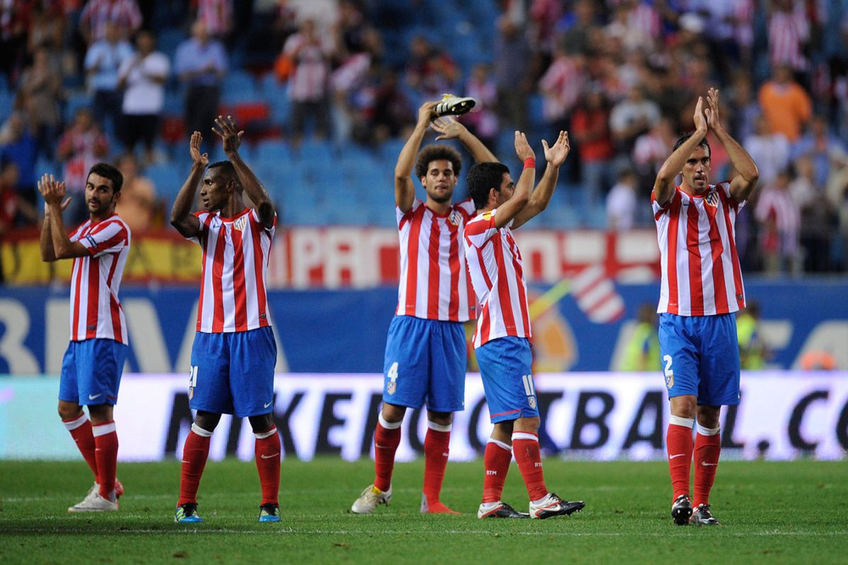 Atletico Madrid - brothers in arms now?