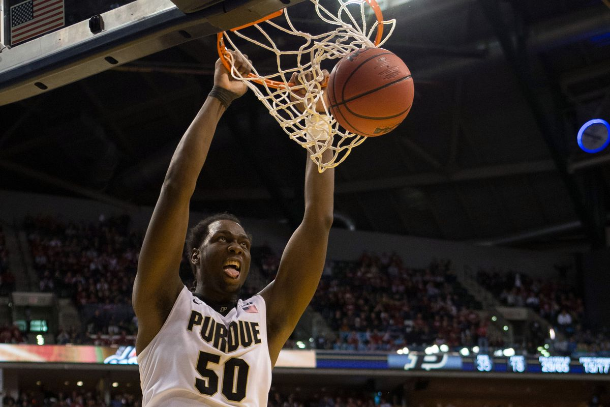 NCAA Basketball: Crossroads Classic-Purdue at Notre Dame