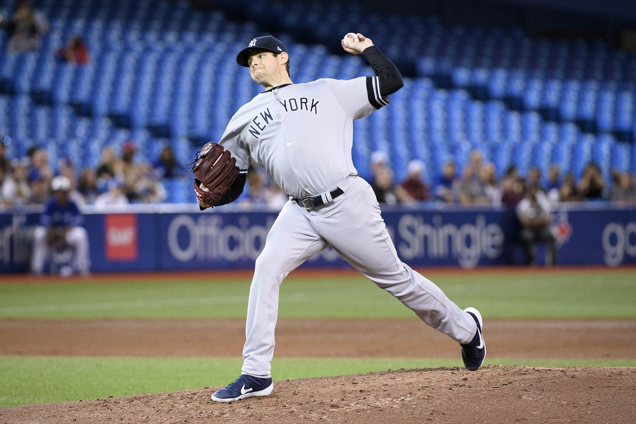 Should the Yankees consider a six-man rotation?