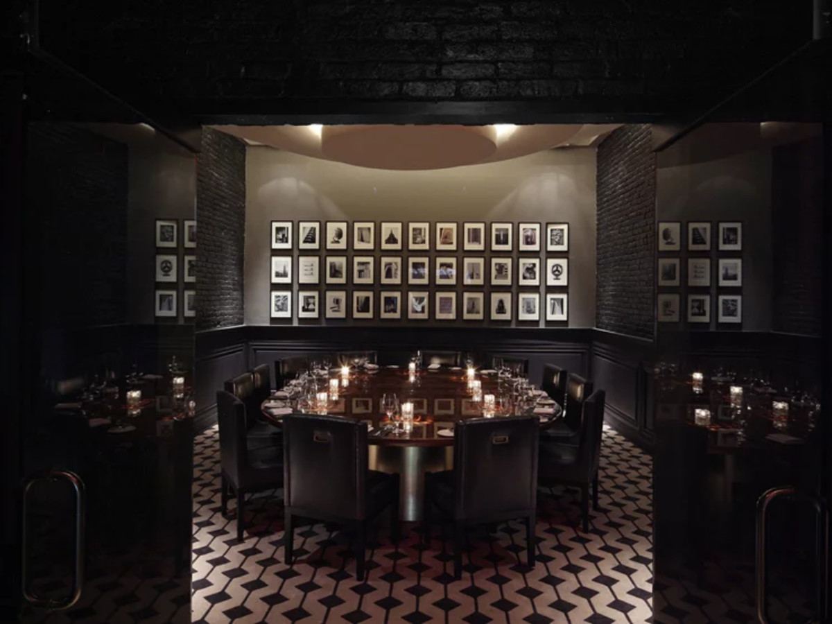20 Top Private Dining Rooms in NYC - Eater NY