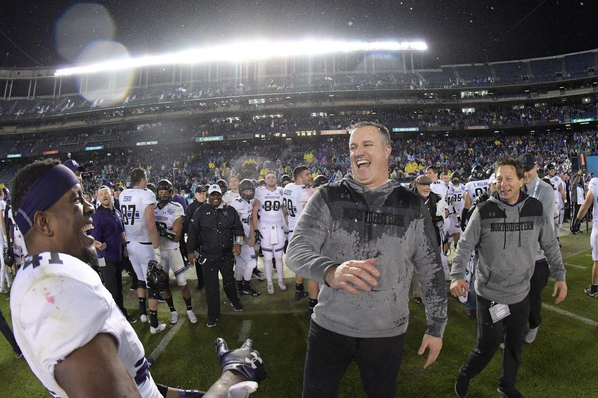 NCAA Football: Holiday Bowl-Northwestern vs Utah