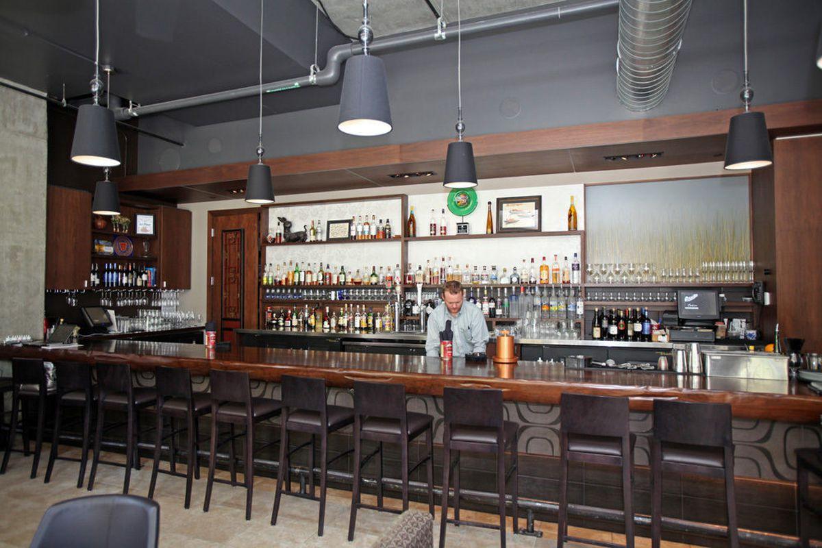 The bar at ChoLon