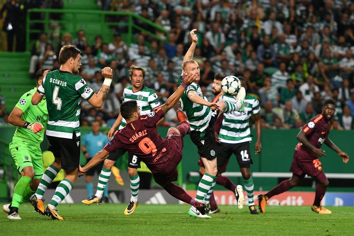 Barcelona vs. Sporting live stream: Watch Champions League online