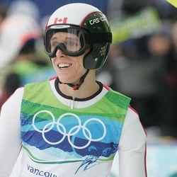 Eric Mitchell, Canada, ski jump