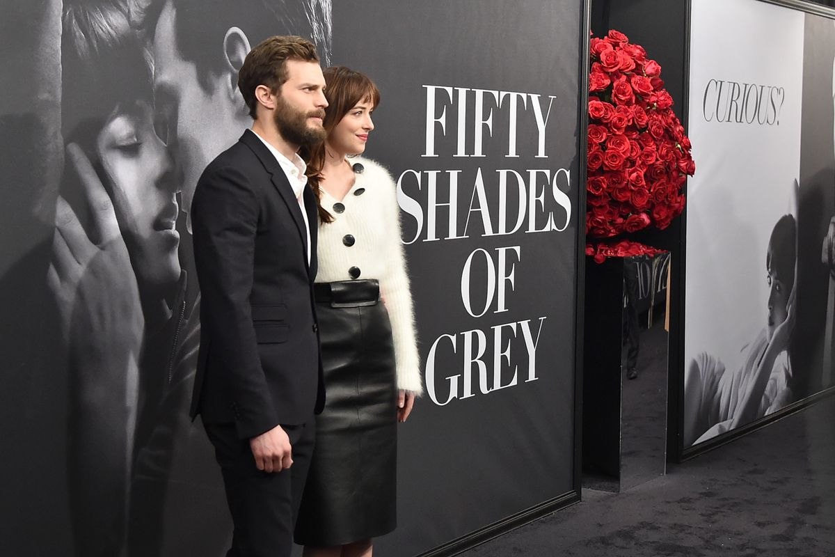 Two Fifty Shades of Grey movie sequels have been confirmed ...
