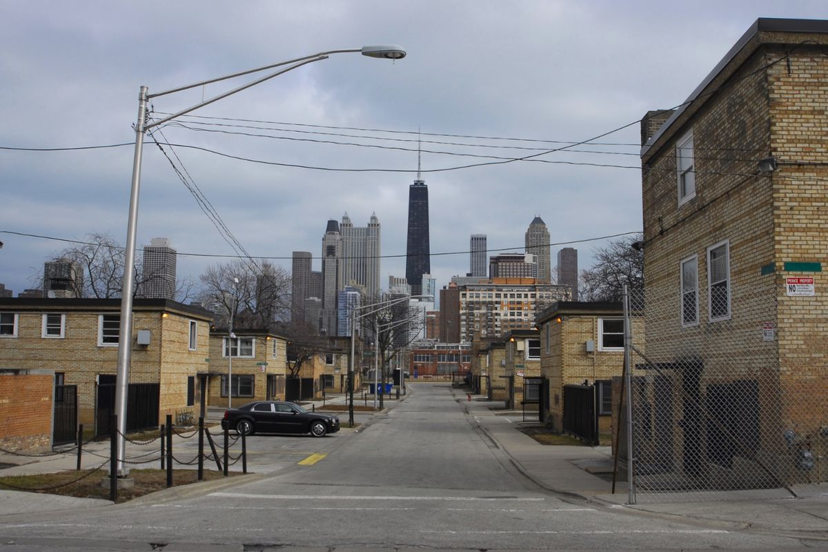 Chicago Housing Authority Moving Ahead With Cabrini Green Redevelopment Curbed Chicago