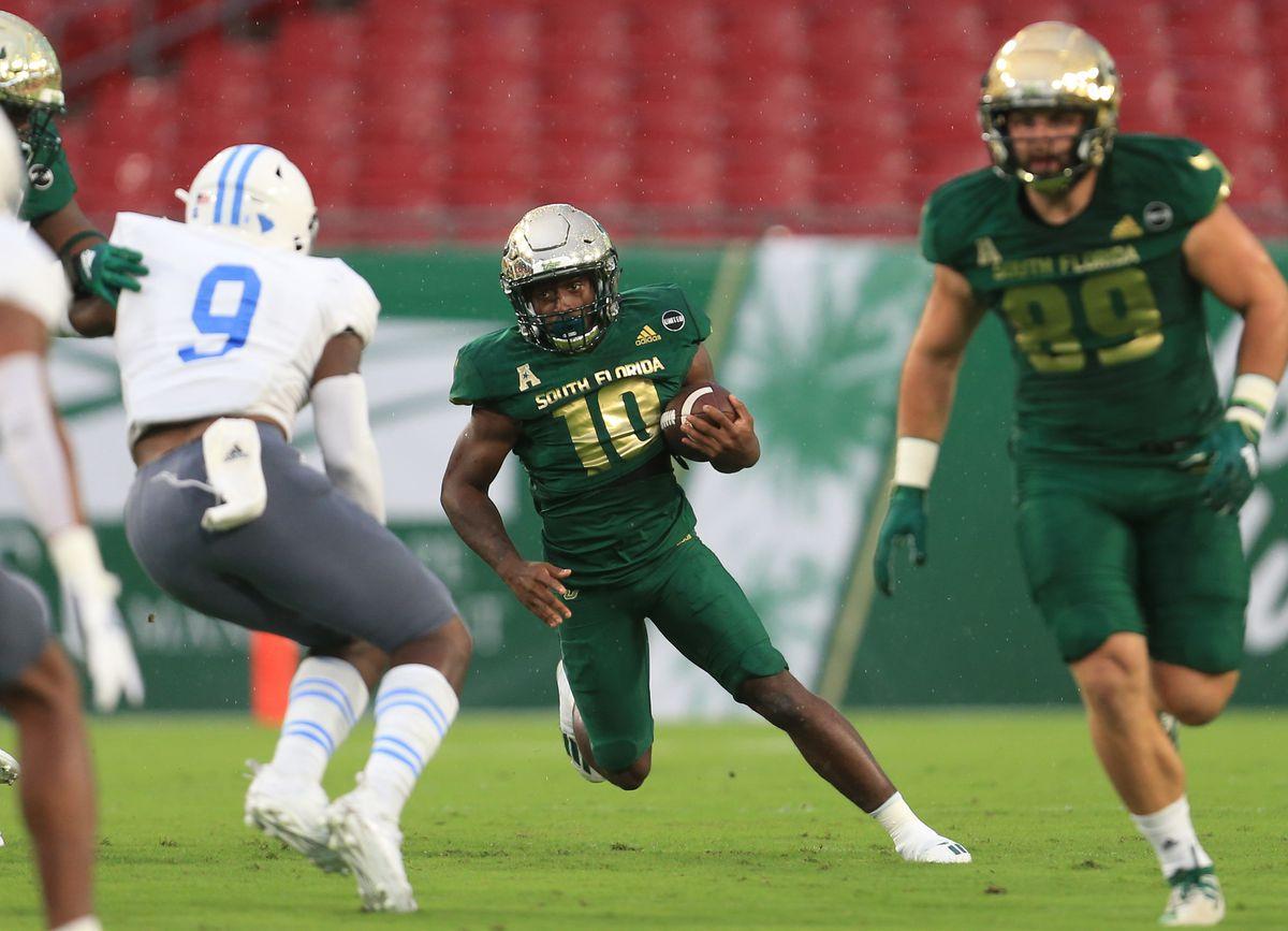 NCAA Football: Citadel at South Florida