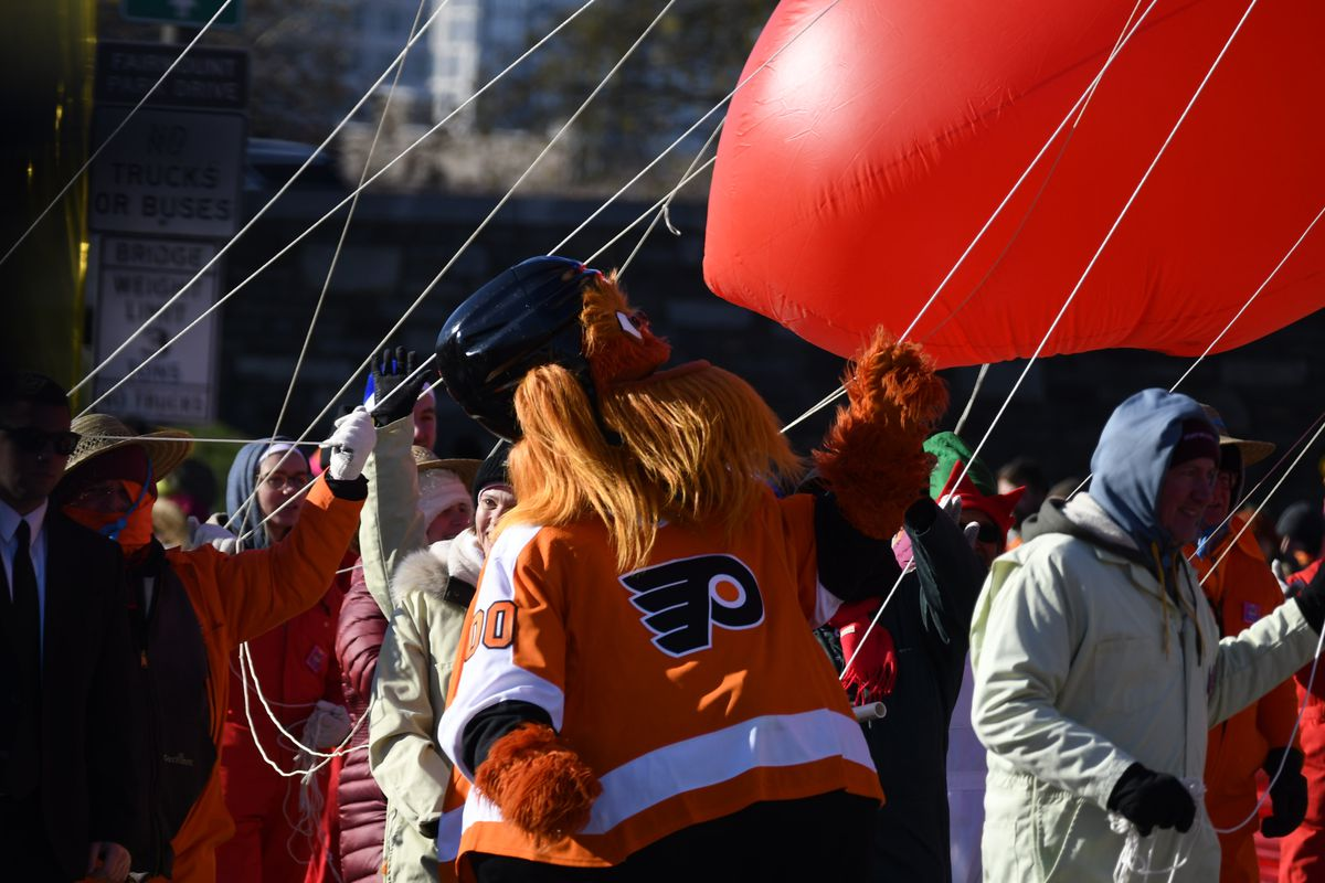 99th Annual Thanksgiving Day Parade In Philadelphia, PA