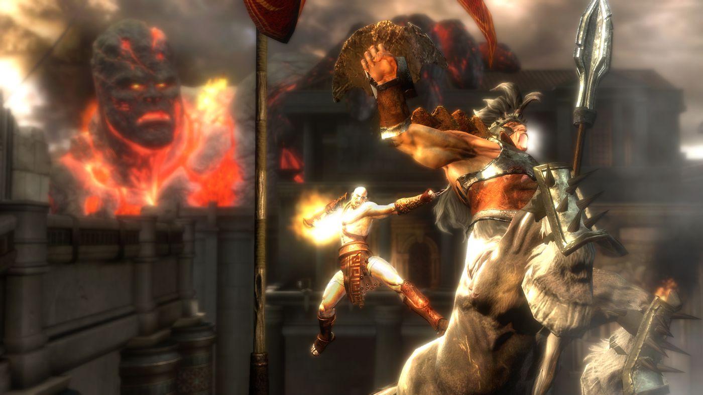 Top 10 Punto Medio Noticias | God Of War 3 Zeus Death