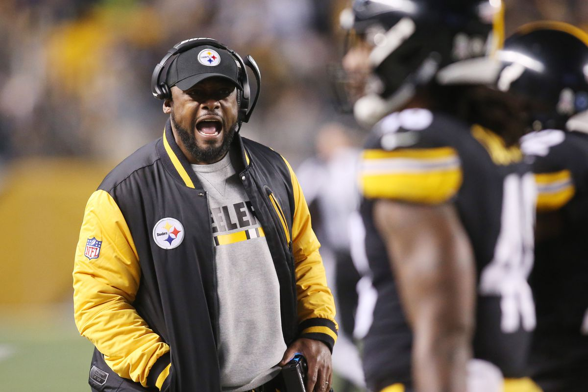 5645e92c7 When it comes to the 2019 Pittsburgh Steelers, actions speak louder than  words
