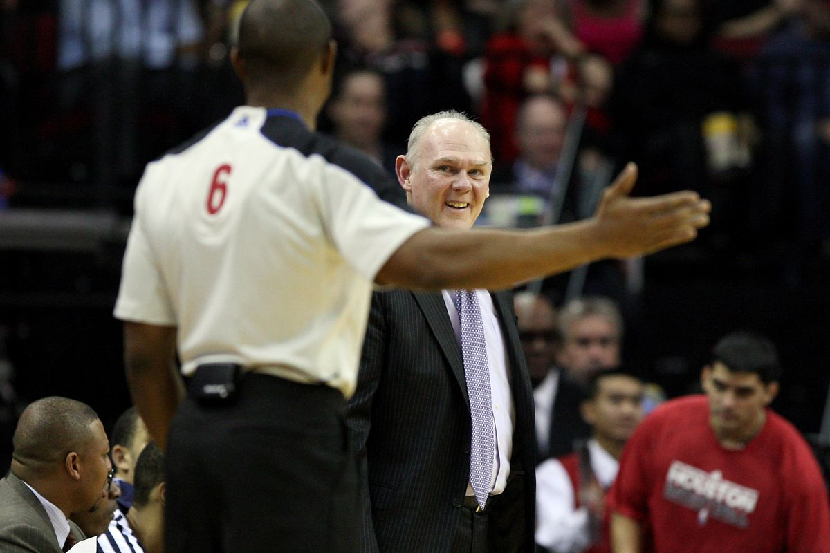 George Karl likes this kind of southern hospitality.
