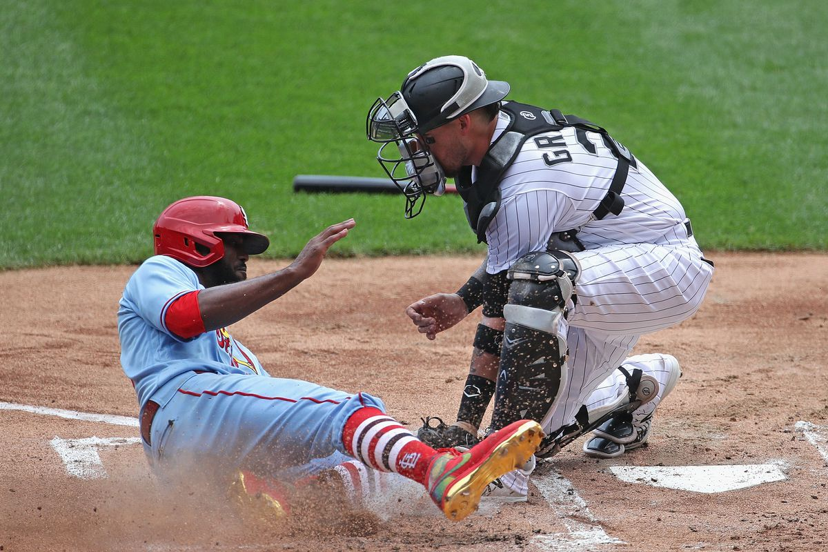 St Louis Cardinals v Chicago White Sox - Game One