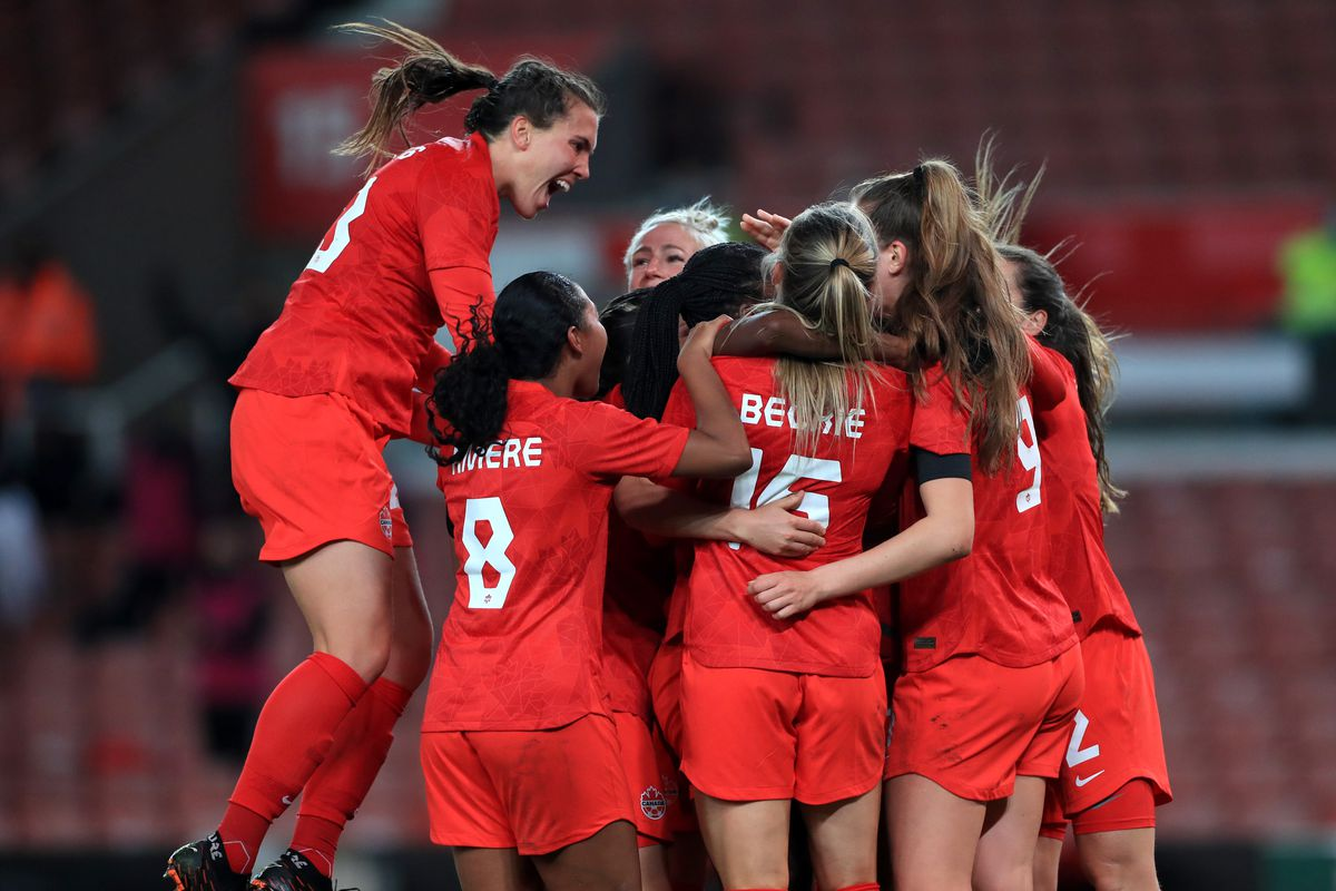 England v Canada - Women's International Friendly - bet365 Stadium