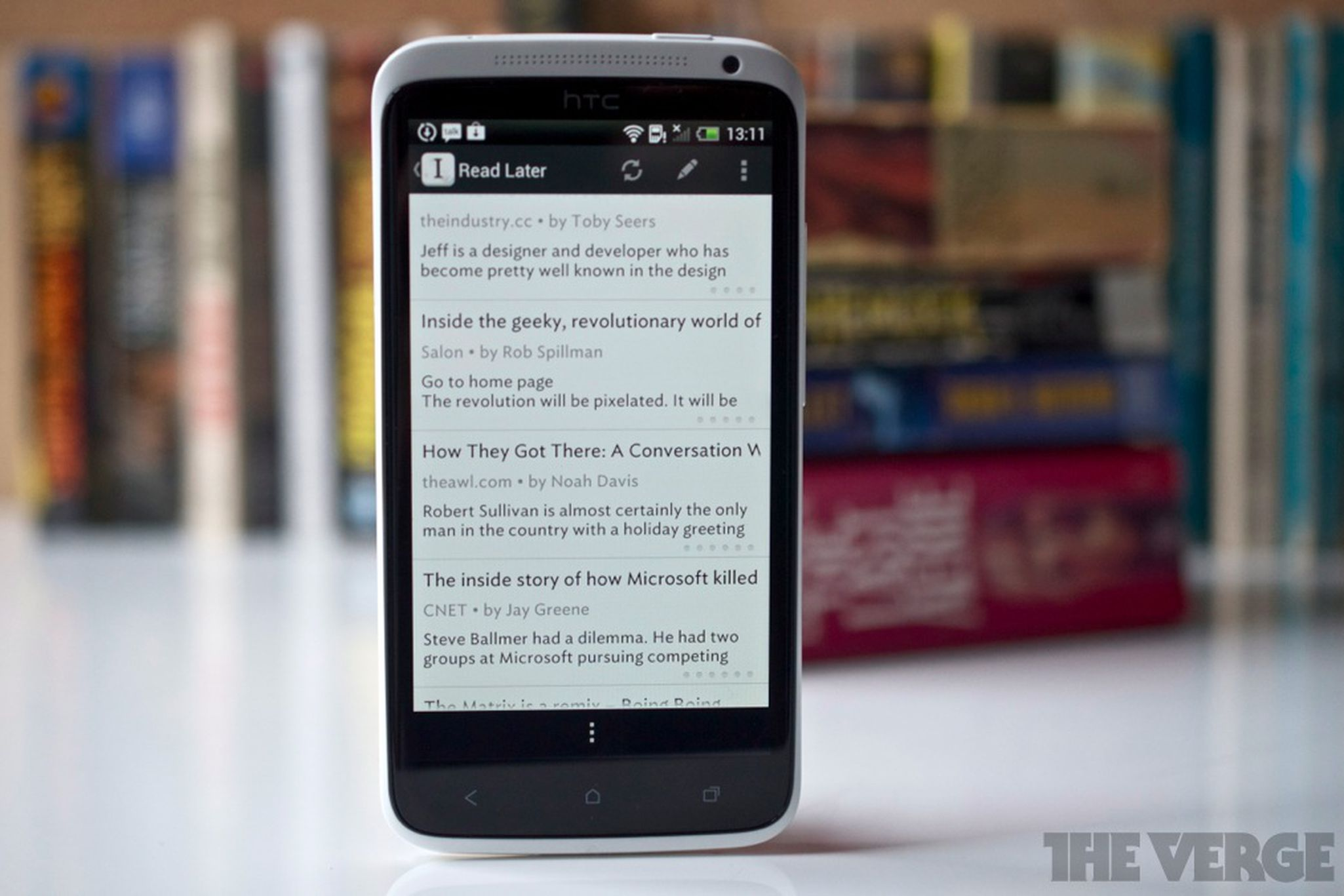 Exclusive: Instapaper for Android launches (hands-on) | The