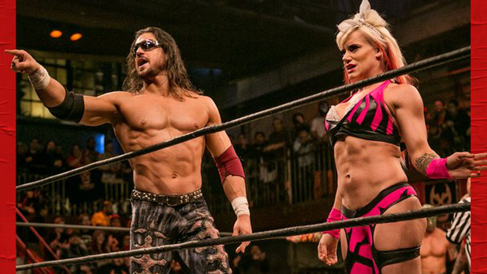 Image result for Vampiro, Johnny Mundo, Taya