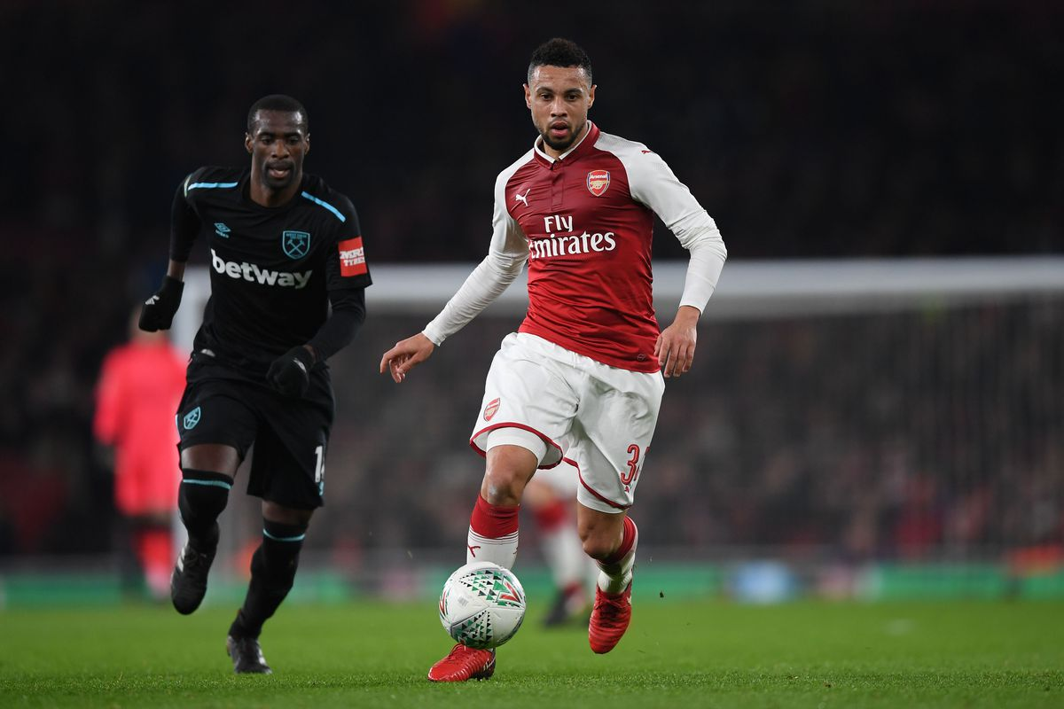 Valencia prepare £12 million bid for Arsenal midfielder Francis Coquelin