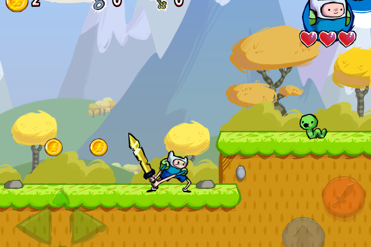 How A Kickstarter Project Came To Power Cartoon Network S Next Mobile Game Vox