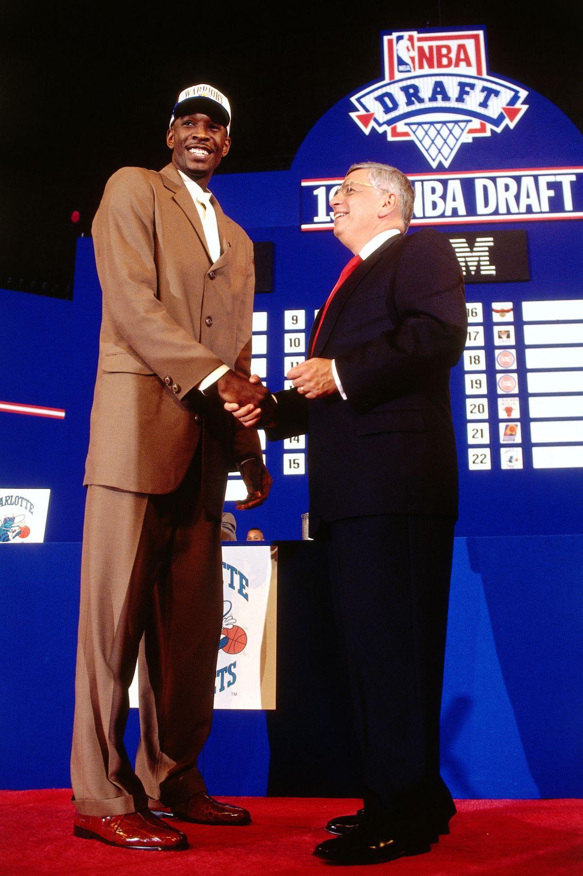 1995 NBA Draft