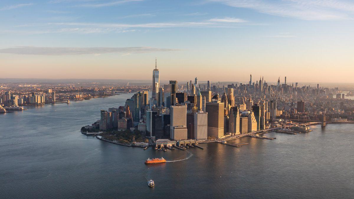 New York Skyline 2030