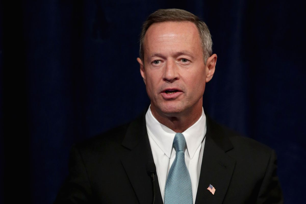 Gov. Martin O'Malley helped end the death penalty in Maryland.