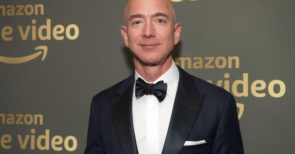 Alive Girl: The Jeff Bezos Saga