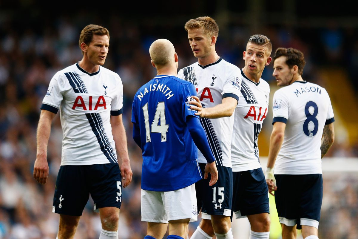 """""""I hear you say stuff about Tottenham and I don't like it."""""""