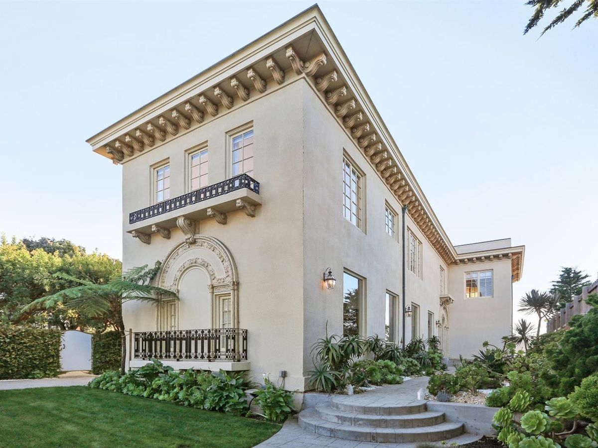 san francisco's 25 most expensive homes for sale