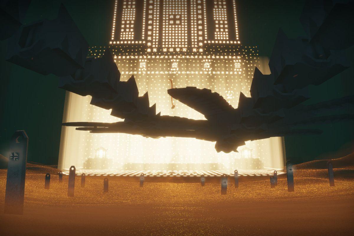 Journey monster screenshot