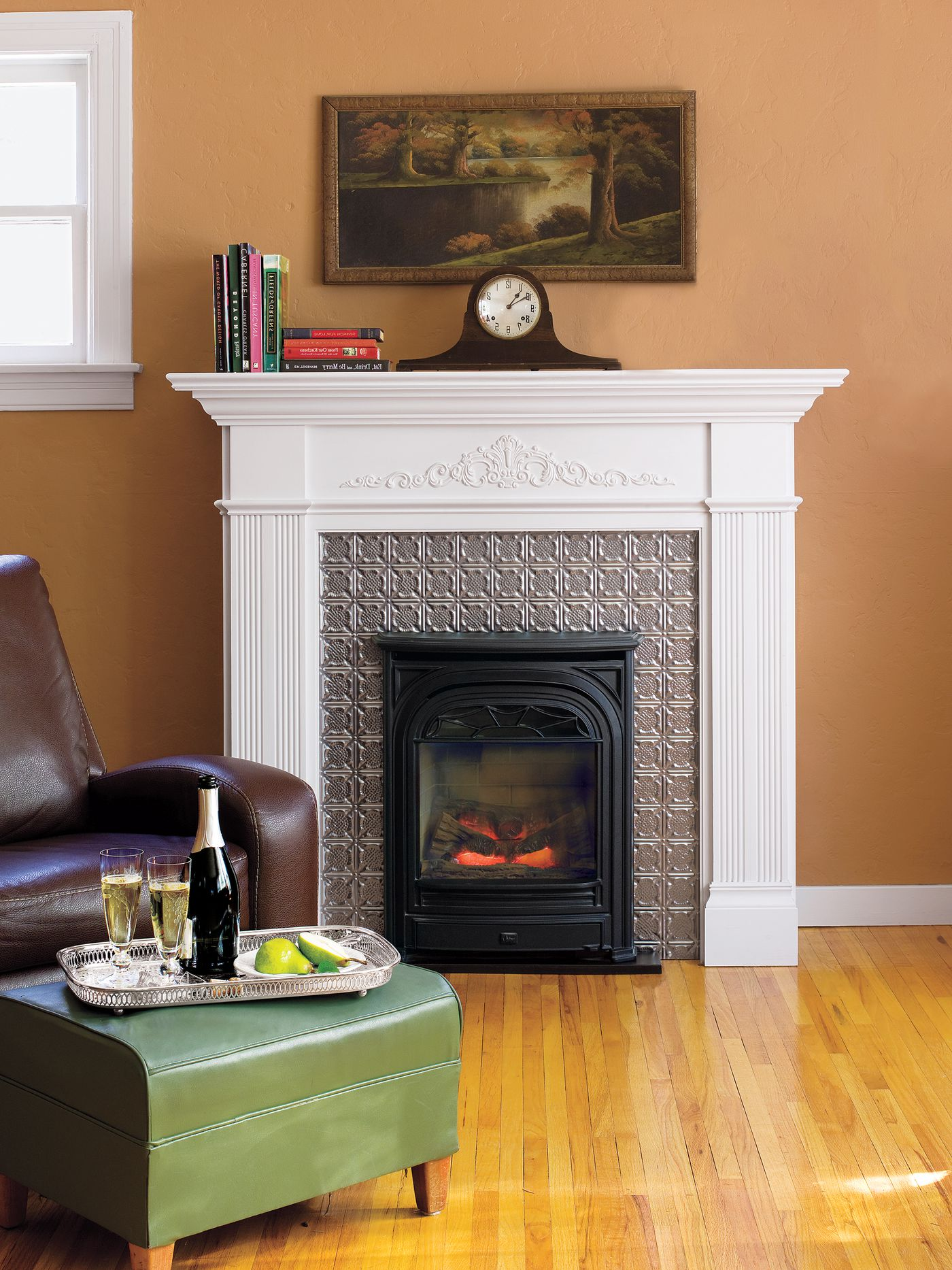 17 Fireplace Remodel Ideas Mantels Inserts Tiles More This Old House