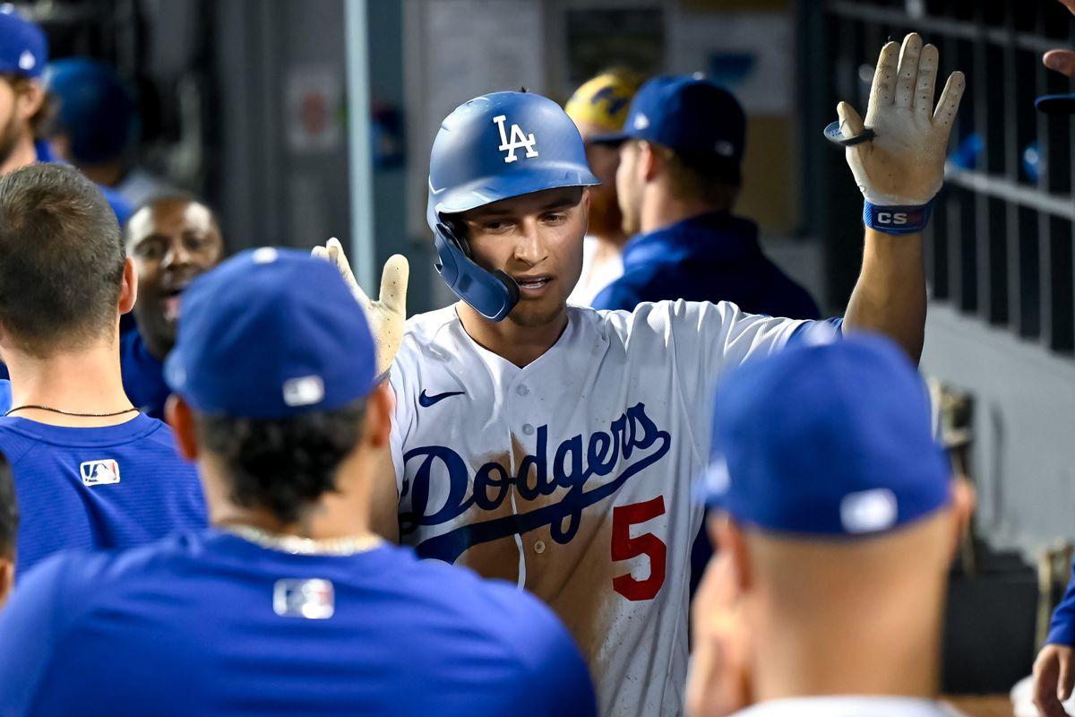 Dodgers Defeat Padres 8-3