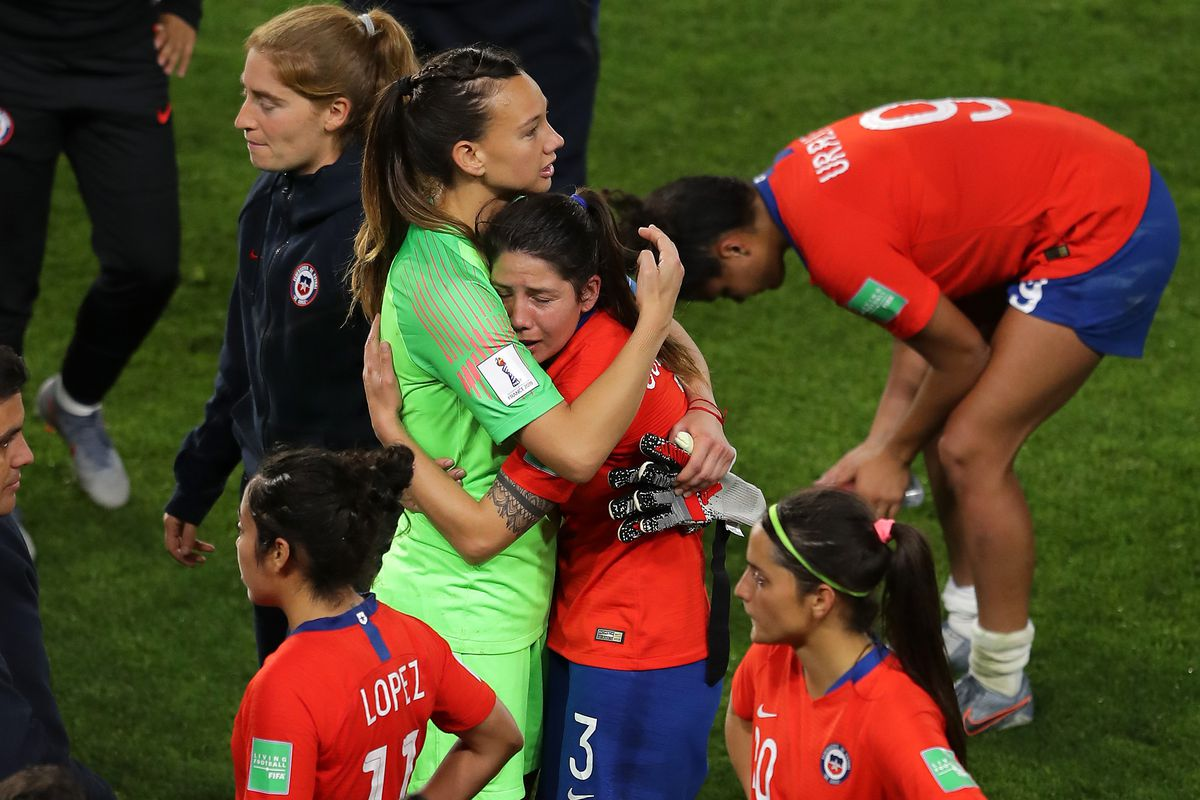 Thailand v Chile: Group F - 2019 FIFA Women's World Cup France