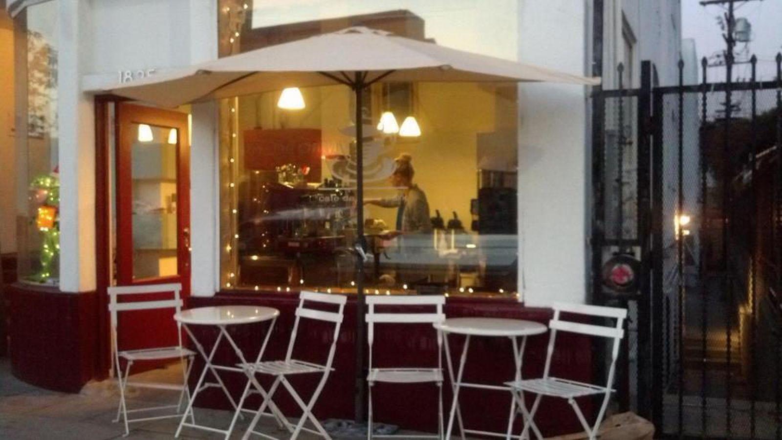 Vista Cafe Chicago Menu
