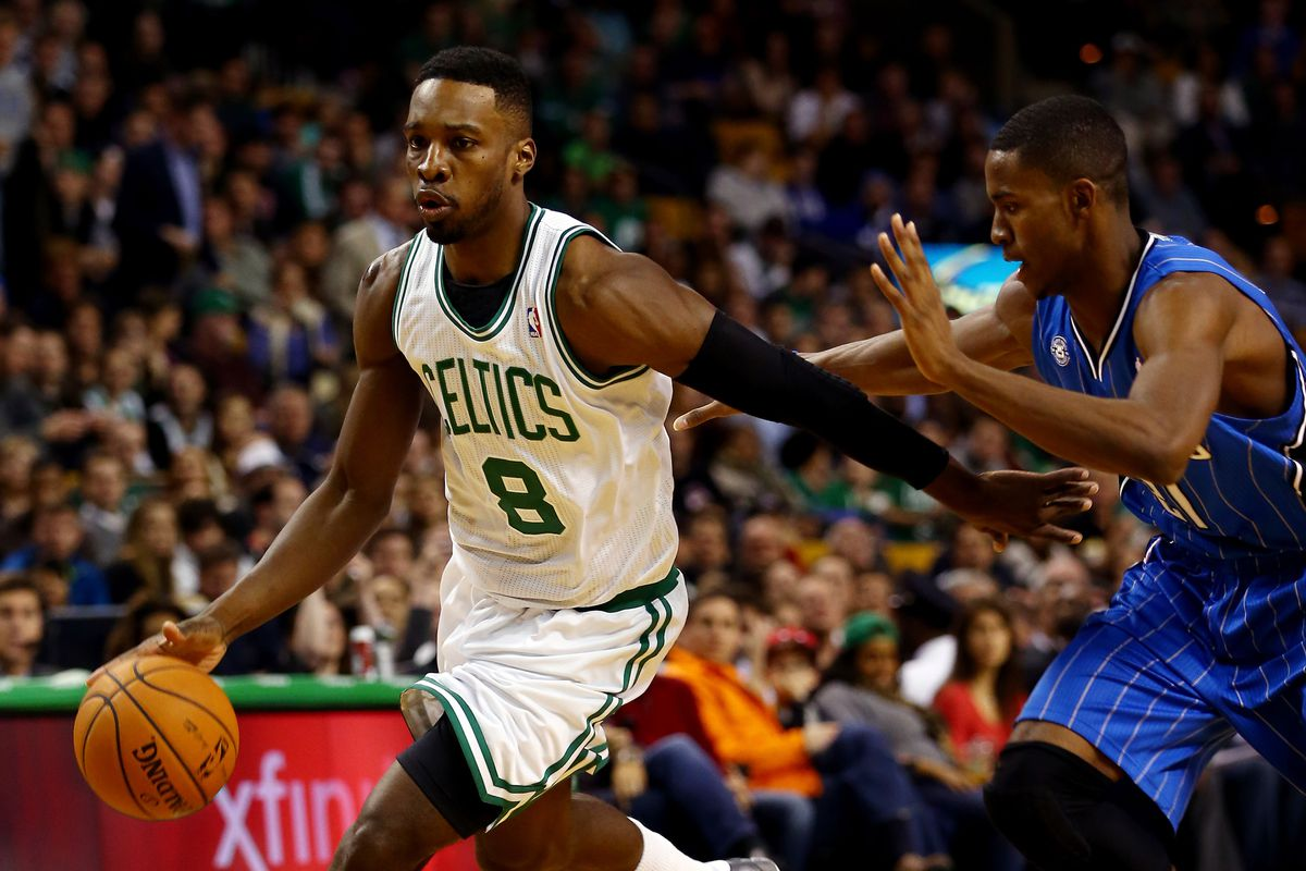 Jeff Green just keeps on attacking.