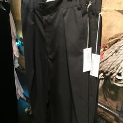 Black pant, $337 (was $675)