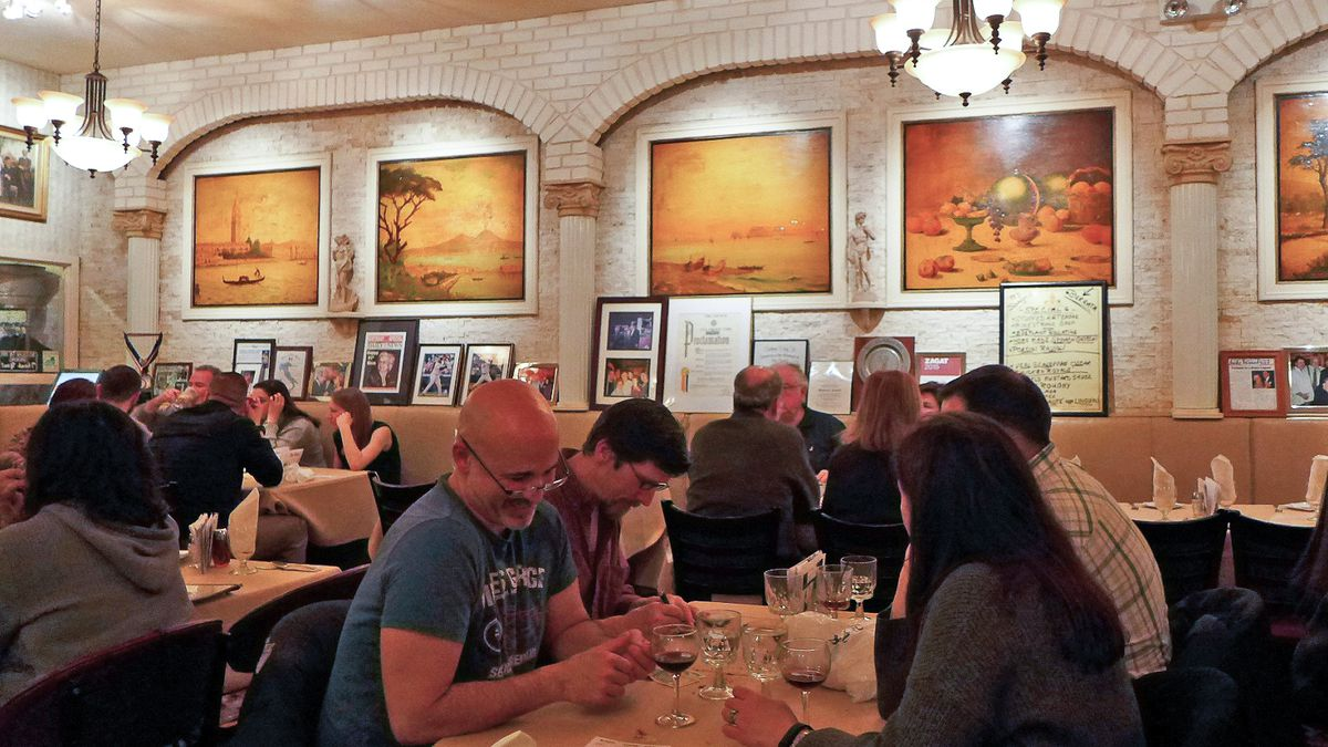 10 Old Fashioned Italian American Restaurants To Try In New York And Jersey City