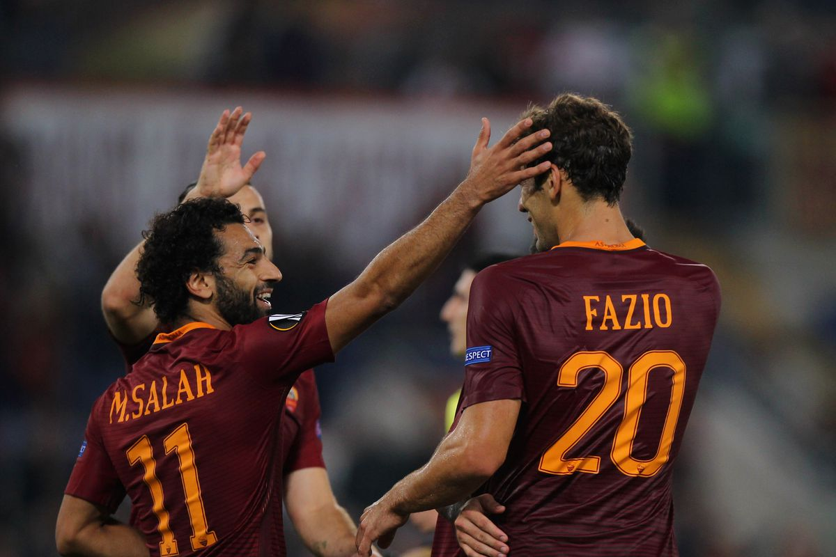 AS Roma v FC Astra Giurgiu - UEFA Europa League