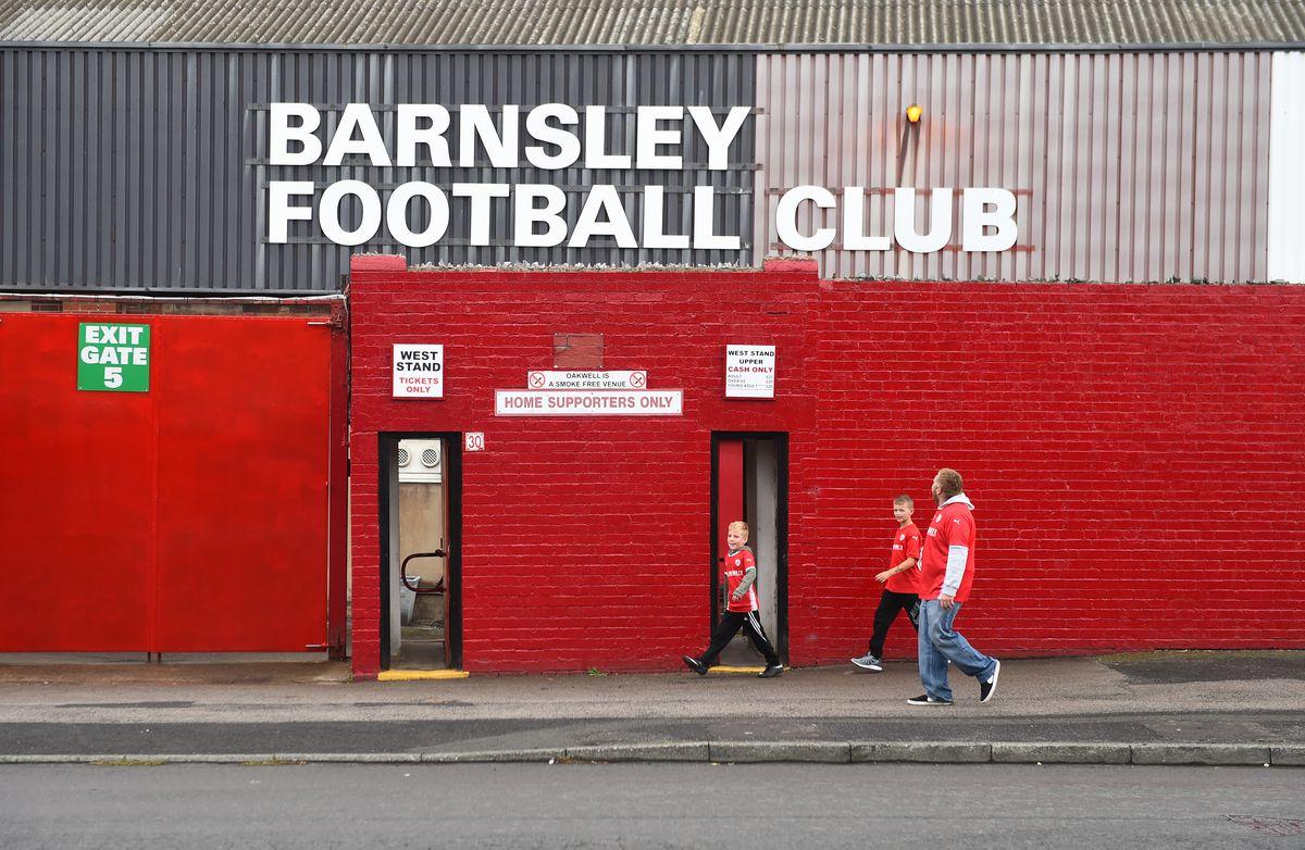 Barnsley v Walsall - Sky Bet League One