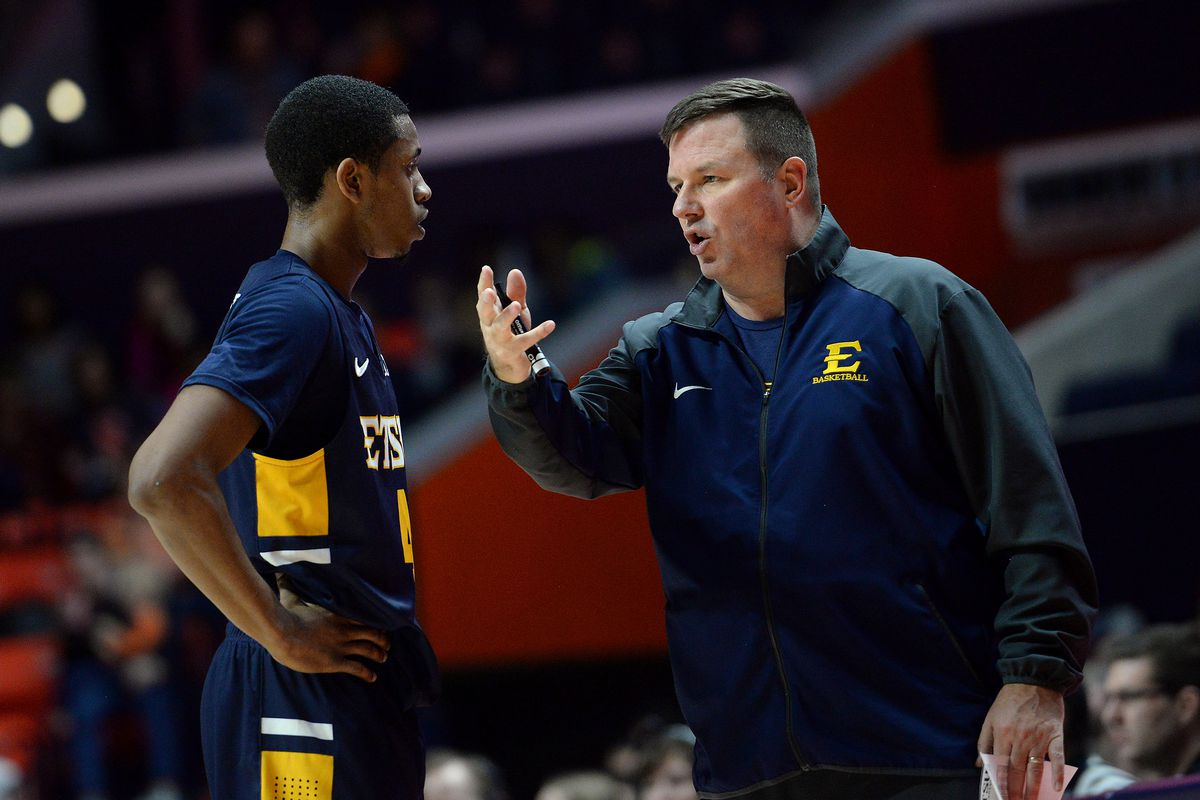 COLLEGE BASKETBALL: DEC 15 East Tennessee State at Illinois