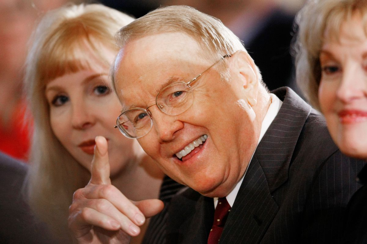 James Dobson was one of the signatories of the Nashville Statement