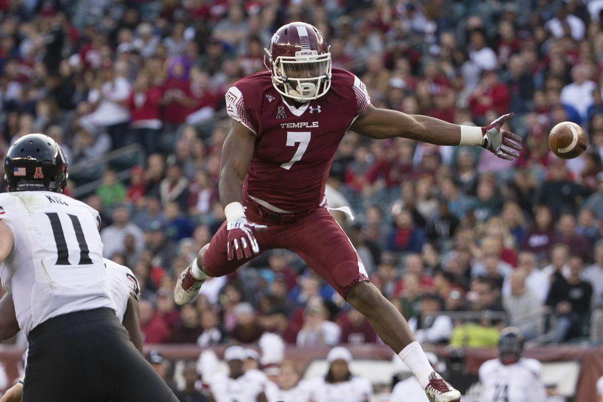NFL Draft 2017 Q&A: Haason Reddick, Temple - Underdog Dynasty