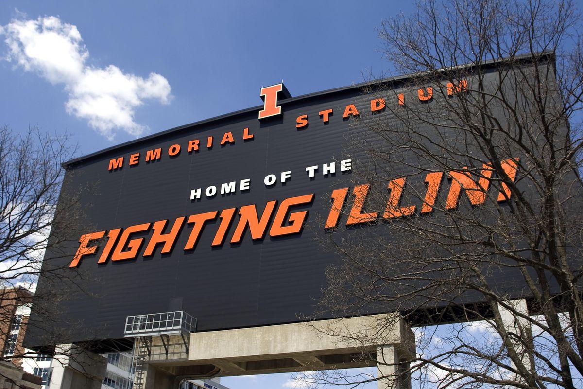 NCAA Football: Illinois Spring Game