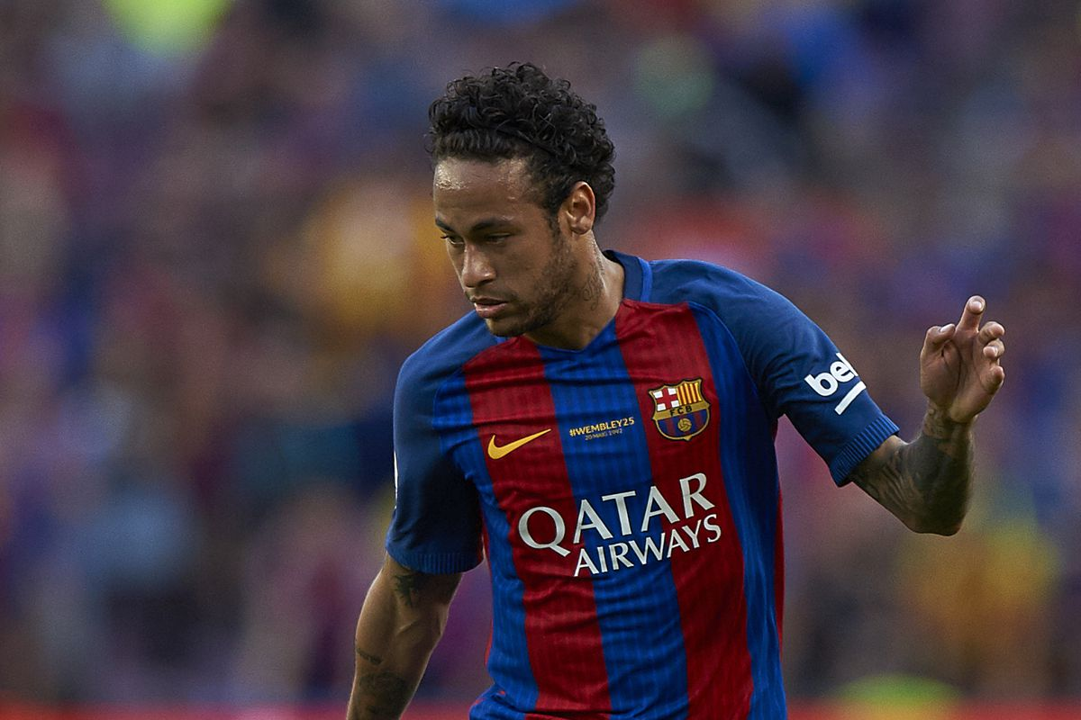 How would Neymar even fit in at Barcelona?