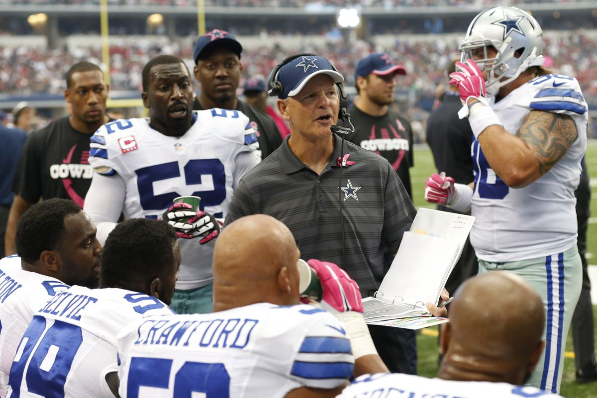 Meet the man who fixed the dallas cowboys defense sbnation matthew emmons usa today sports m4hsunfo