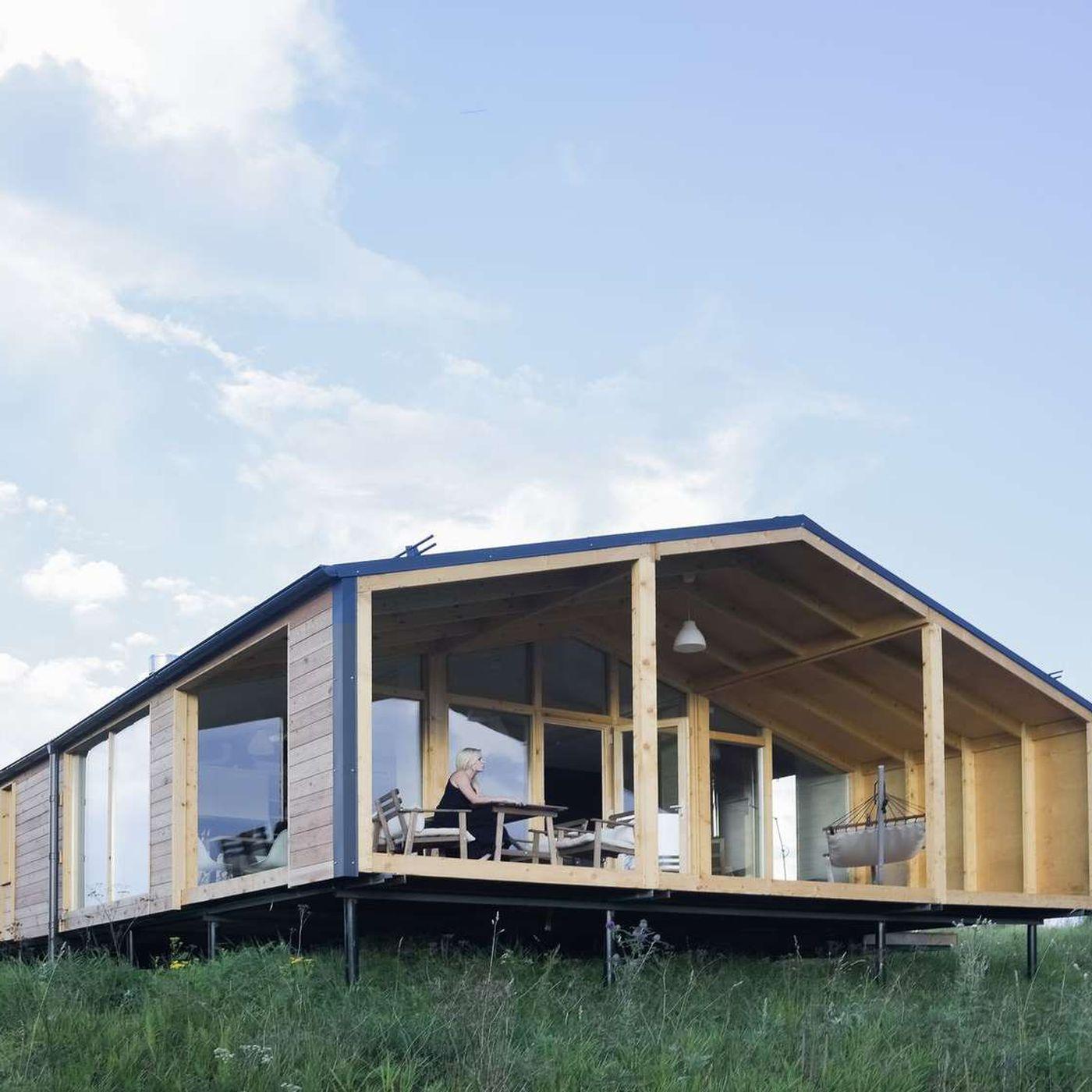 Affordable Prefab Cabin Dubldom Now Accepting U S Pre Orders Curbed