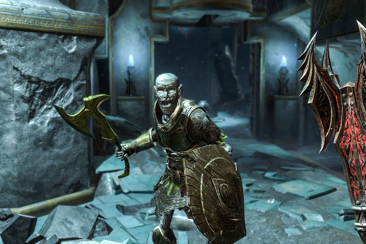 The Elder Scrolls Blades Early Access Rolling Out On Ios Android Polygon