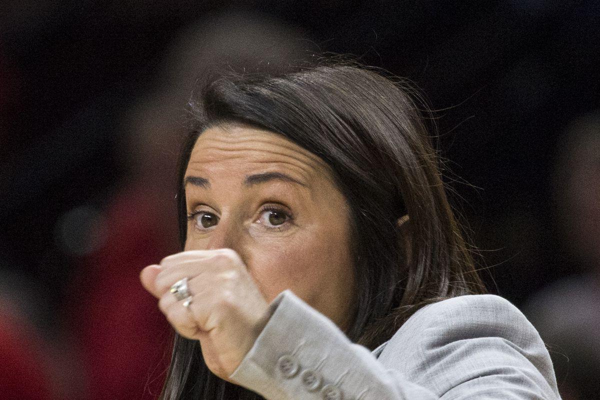 COLLEGE BASKETBALL: FEB 25 Women's - Nebraska at Maryland